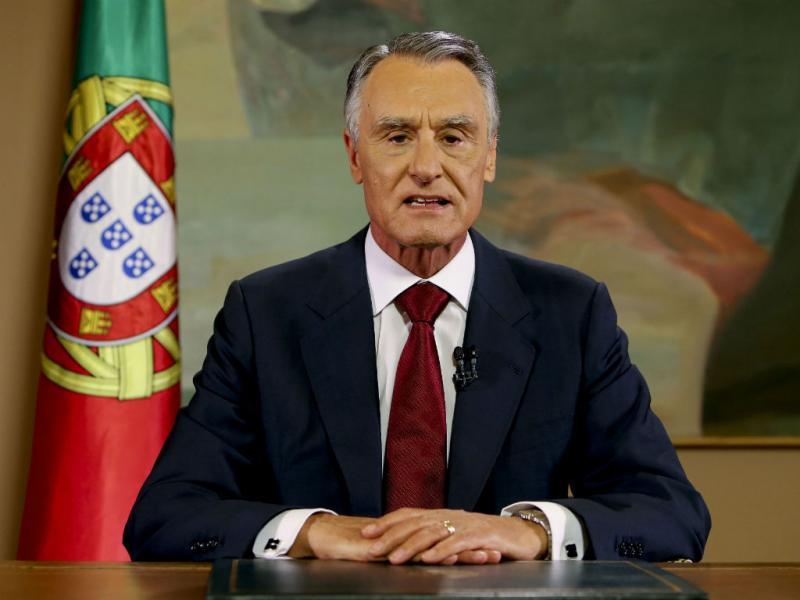 Cavaco Silva (Lusa/João Relvas)