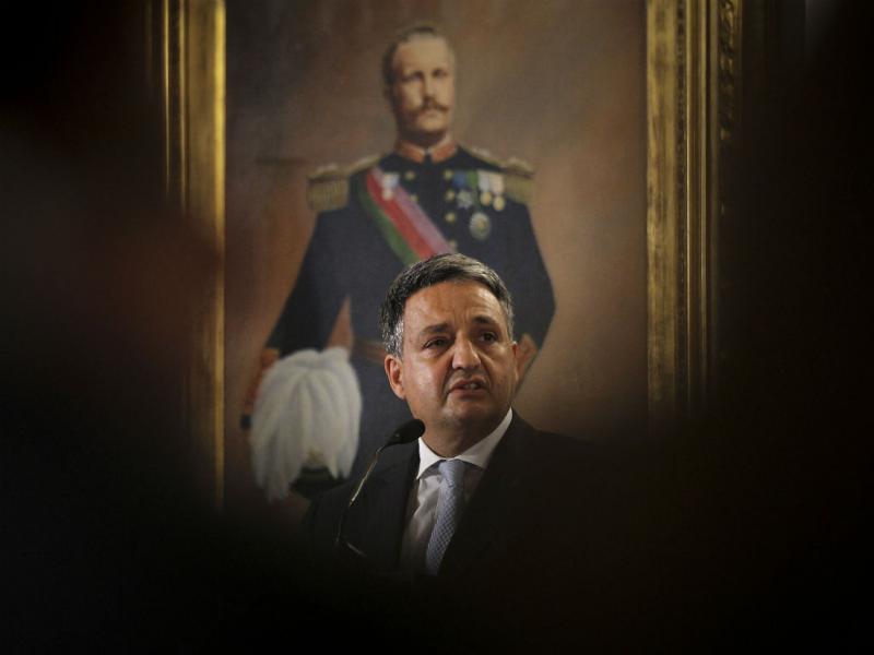 Paulo Macedo (Lusa/José Sena Goulão)