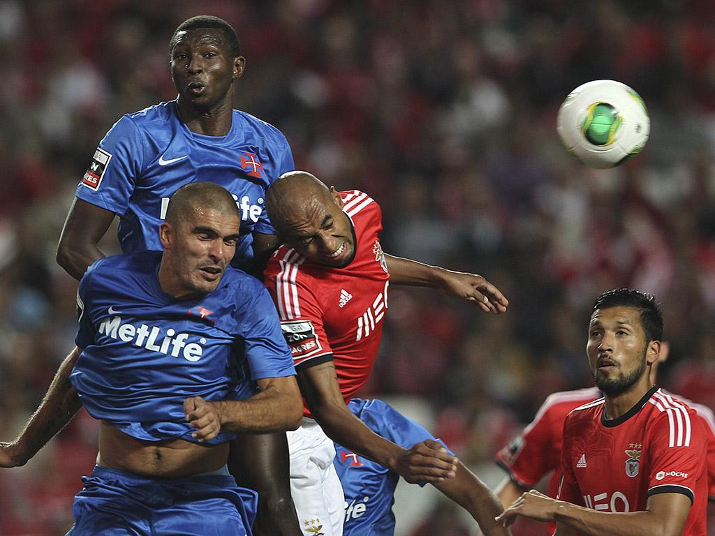 Benfica vs Belenenses (JOSÉ SENA GOULÃO/LUSA)