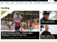 Rui Costa é destaque a nível internacional: Eurosport