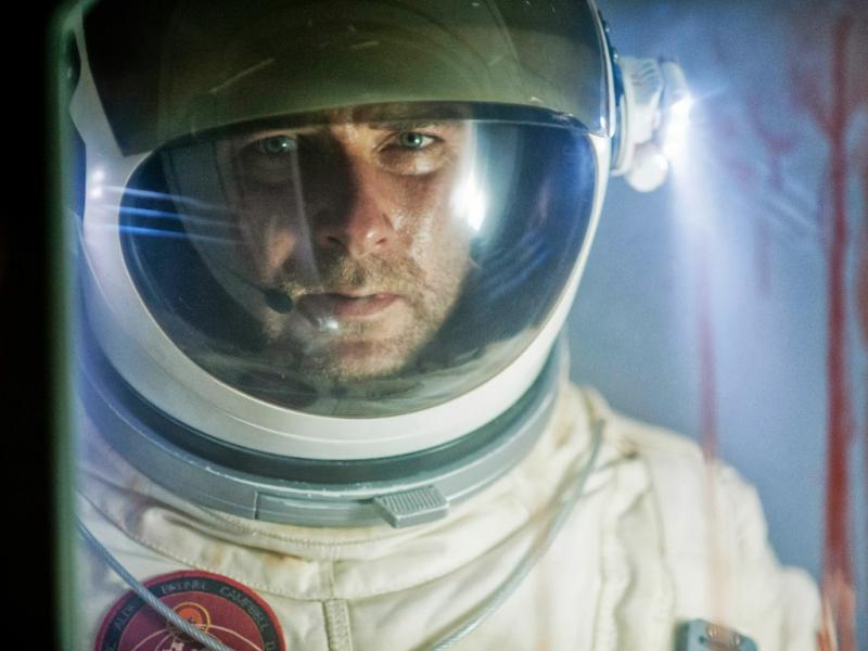 Liev Schreiber em «The Last Days On Mars»