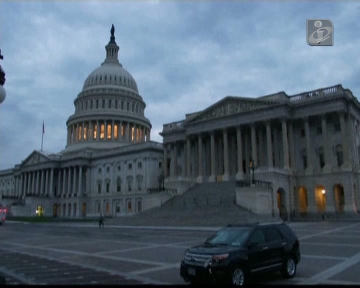 Apagão orçamental nos EUA: 800 mil funcionários públicos sem salários