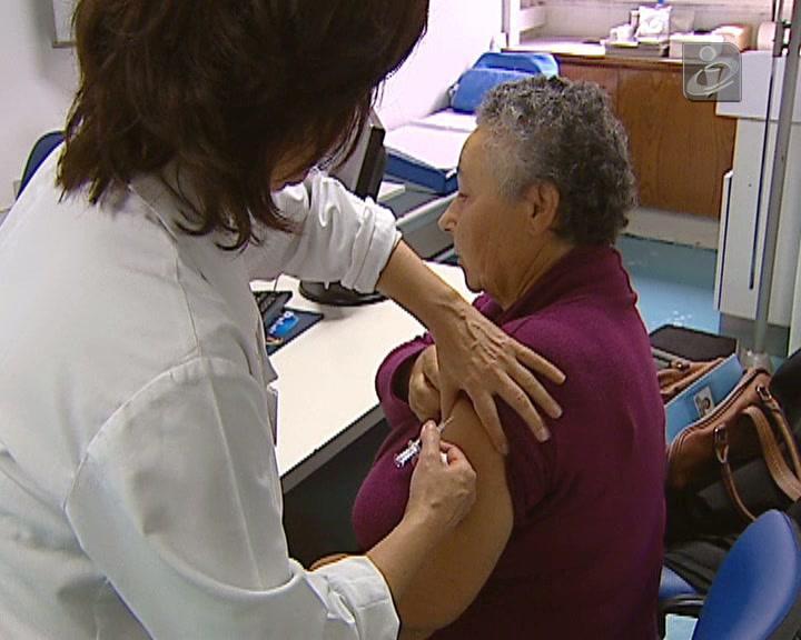 Vacina contra a gripe já está nos centros de saúde
