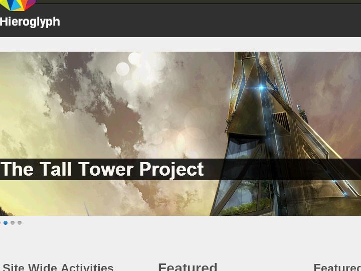 The Tall Tower»