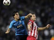 FC Porto vs Atlético Madrid (REUTERS)