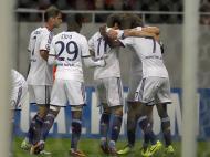 Steaua Bucareste vs Chelsea (REUTERS)