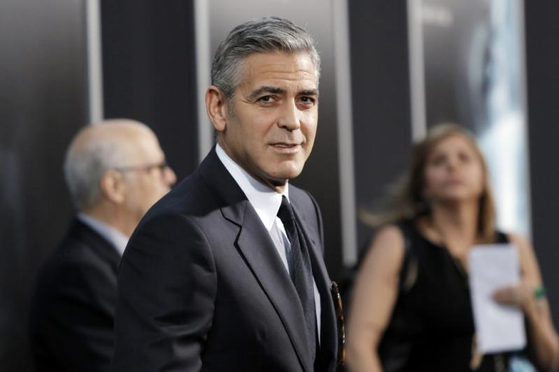 George Clooney - Antestreia de «Gravity» Foto: Reuters