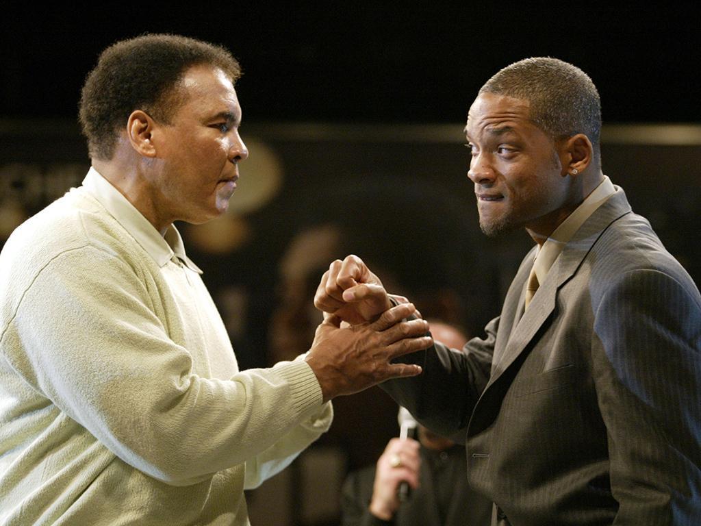 Muhammad Ali vs Will Smith (REUTERS)