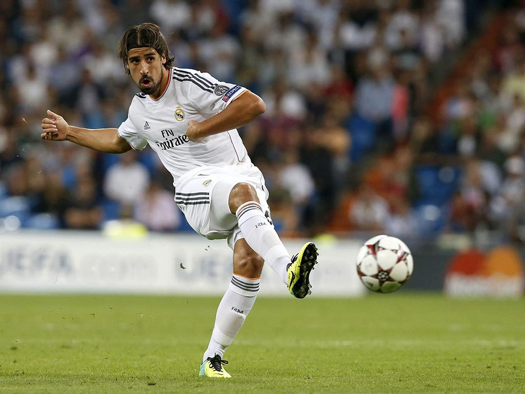 Real Madrid vs Copenhaga (EPA)