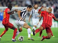 Juventus vs Galatasaray (EPA)
