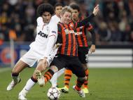 Shakhtar Donetsk vs Manchester United (EPA)