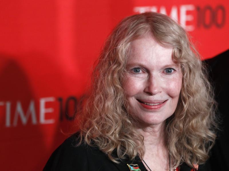 Mia Farrow (Reuters)