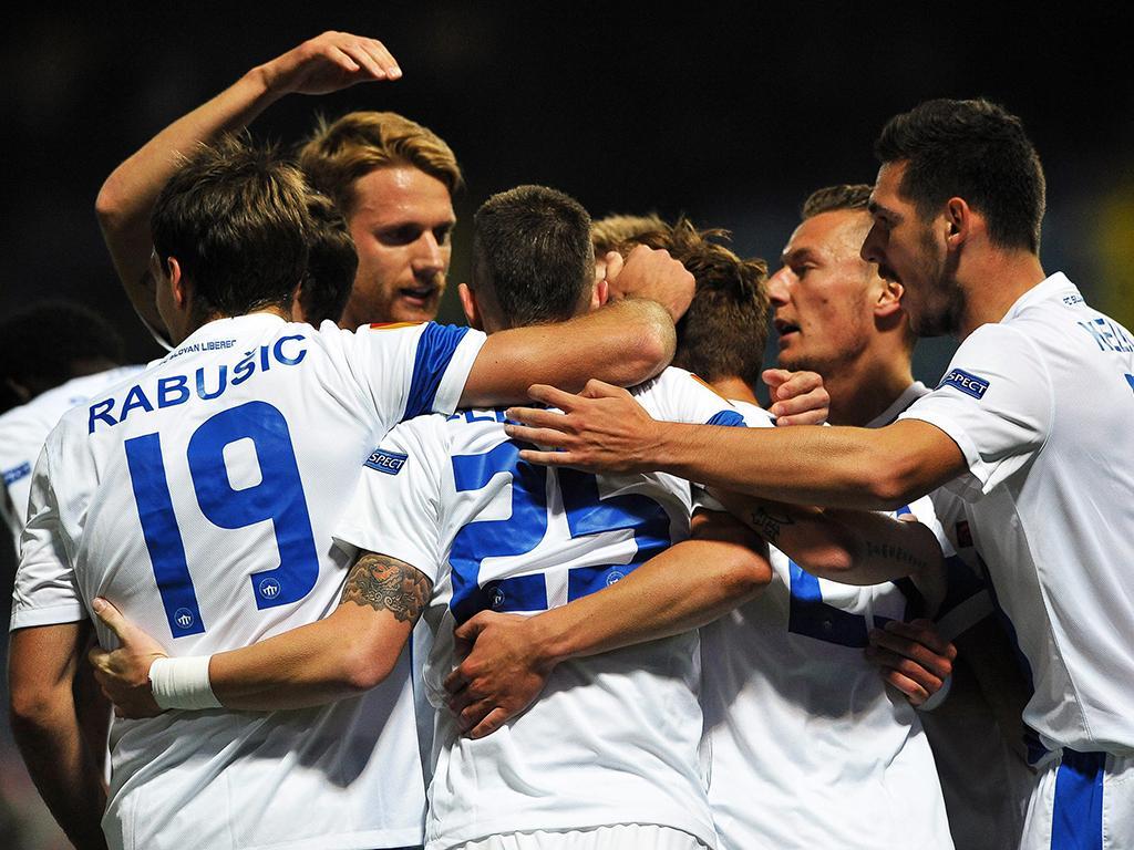 Slovan Liberec vs Estoril (EPA)