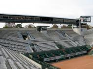 Roland Garros: o Estádio Suzanne Lenglen [Foto: Luís Mateus]