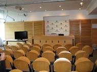 Roland Garros: sala de imprensa [Foto: Luís Mateus]