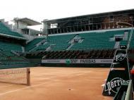 Roland Garros: o estádio Philippe Chatrier [Foto: Luís Mateus]