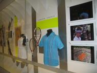 Museu da Federação Francesa de Ténis: a evolução do vestuário [Foto: Luís Mateus]