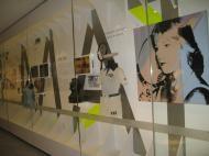 Museu da Federação Francesa de Ténis: a Era Open [Foto: Luís Mateus]