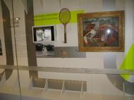 Museu da Federação Francesa de Ténis: a idade de ouro do ténis francês [Foto: Luís Mateus]