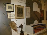 Museu da Federação Francesa de Ténis: da palma da mão à raquete [Foto: Luís Mateus]