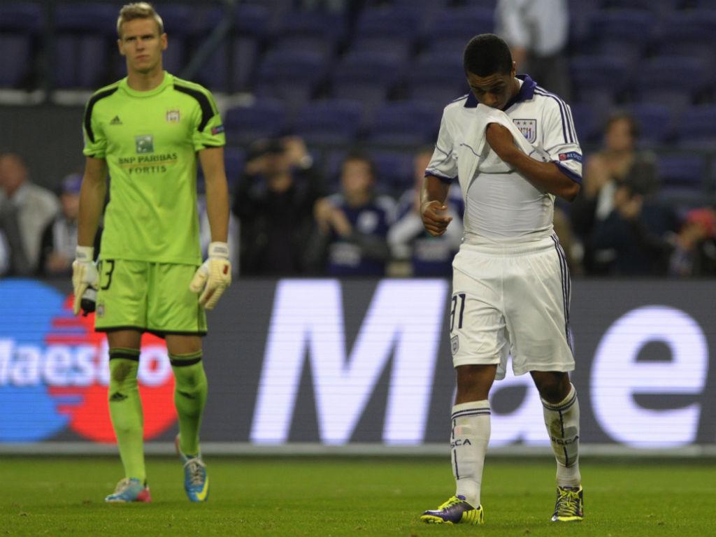 Youri Tielemans, do Anderlecht (Reuters)