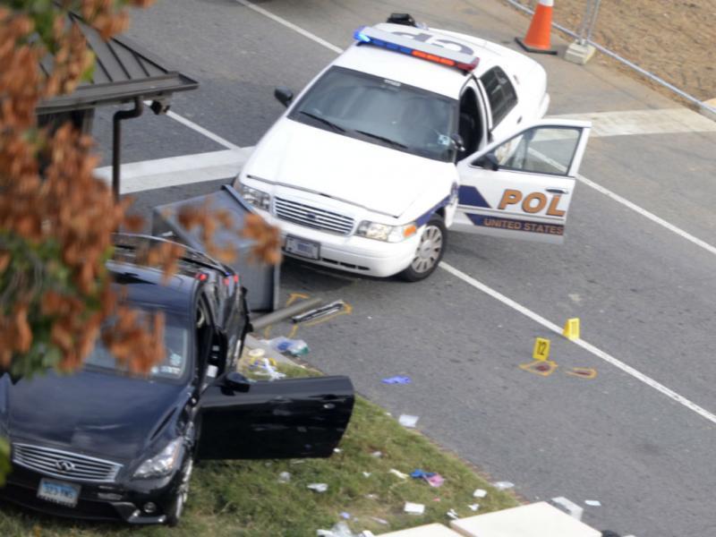 EUA: tiroteio junto ao Capitólio (Lusa)