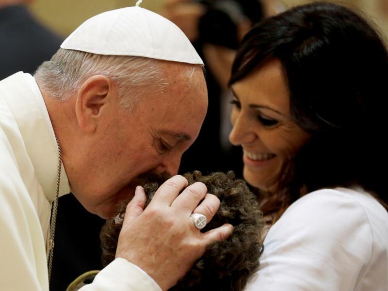 Papa Francisco em Assis (Reuters)