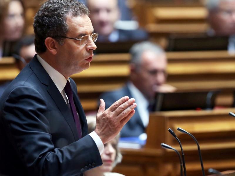 Debate quinzenal no Parlamento (Lusa)