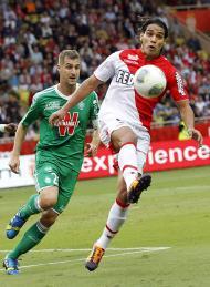 Mónaco vs St Etienne (REUTERS)