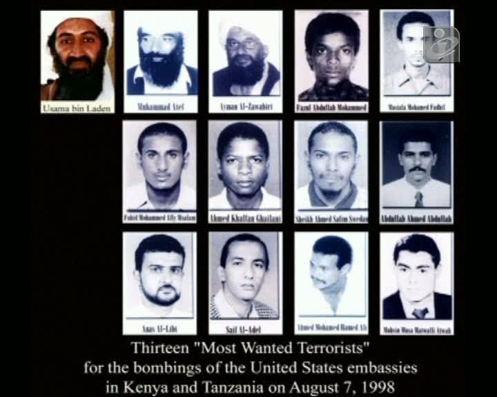 EUA «apanham» dois perigosos terroristas