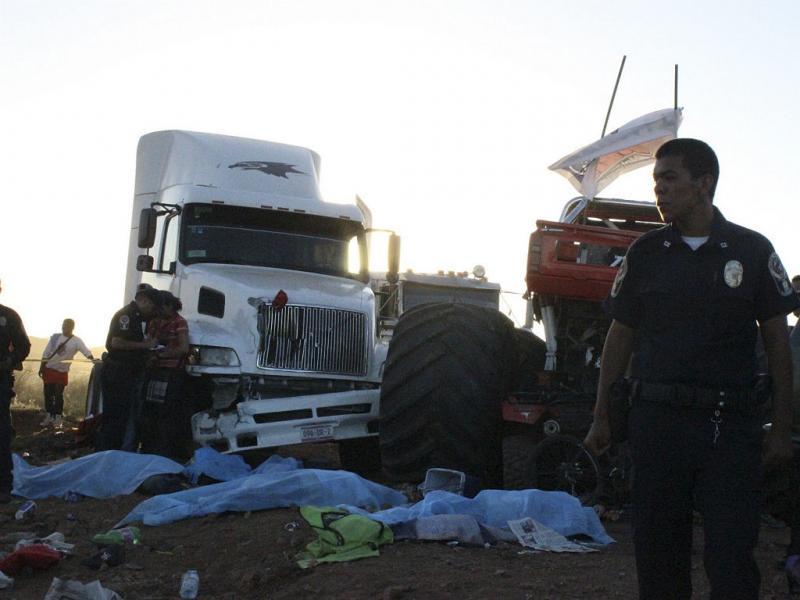 México: seis mortos e 40 feridos em festival (Reuters)