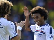 Norwich vs Chelsea (REUTERS)