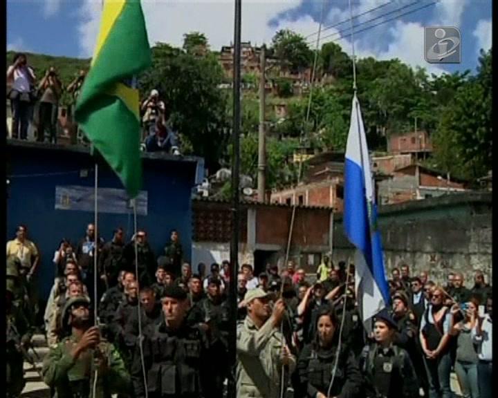 Polícia ocupou favelas do Rio de Janeiro sem um único disparo