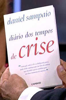 Os livros de Marcelo Rebelo de Sousa «Diário dos tempos de crise»
