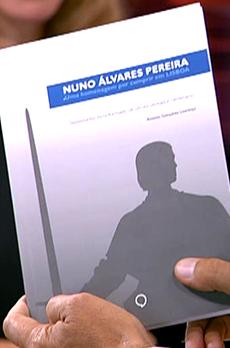 Os livros de Marcelo Rebelo de Sousa «Nuno Álvares Pereira, uma homenagem por cumprir em Lisboa»