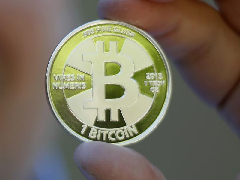 Bitcoin (Reuters)
