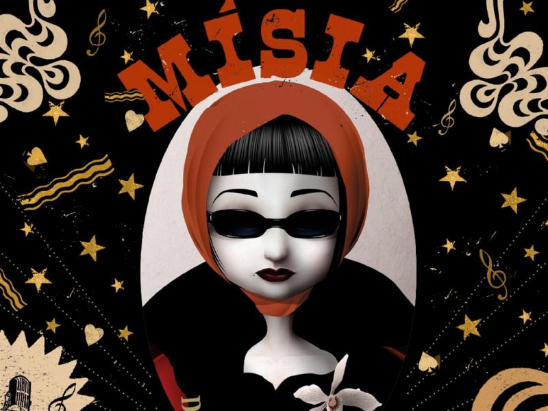 «Delikatessen - Café Concerto», de Mísia