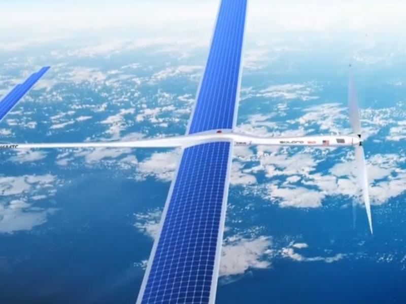 Soalra series (Solara 60) (Foto: Reprodução/youtube/ Titan Aerospace