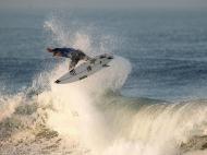 Surf: os portugueses e os melhores do mundo em Peniche (Lusa)