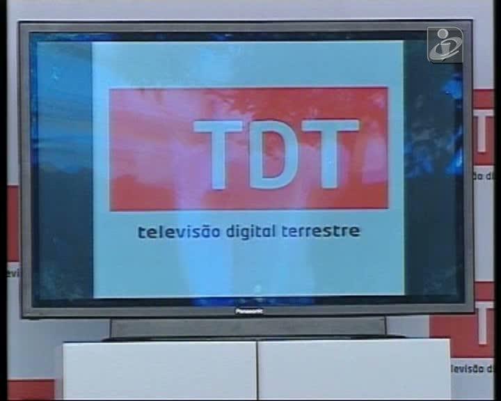 Televisão Digital Terrestre