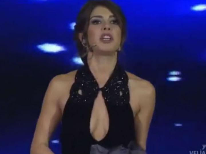 Apresentadora turca despedida por causa de decote (Foto Reprodução Youtube)