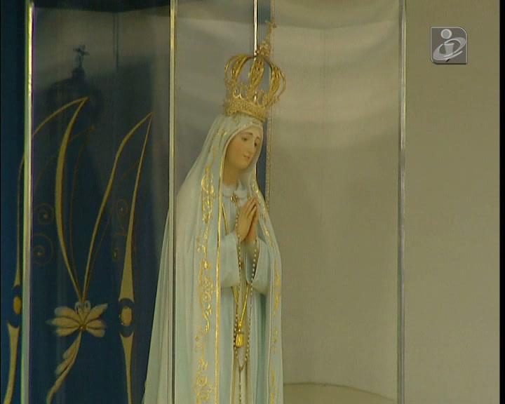 Imagem de Fátima viaja para Roma a pedido do Papa