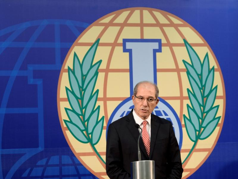 OPCW - Organisation for the Prohibition of Chemical Weapons (REUTERS/Toussaint Kluiters/United Photos )