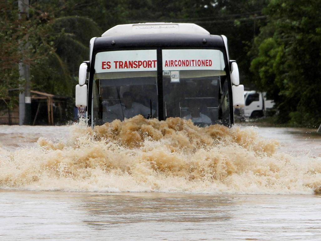 Tufão Nari nas Filipinas (Reuters)