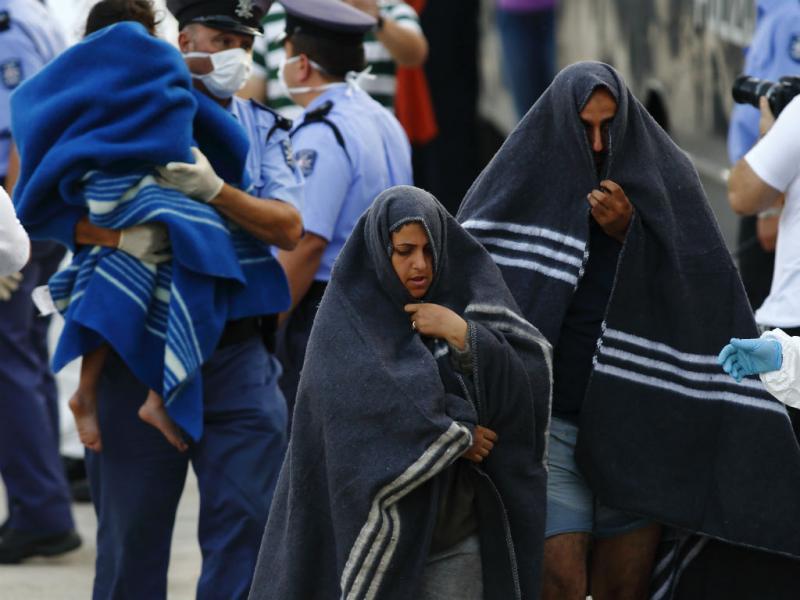 Naufrágio na Sicília [Reuters]