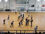 Primeiro roller derby em Portugal (LUSA)