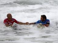 Mundial surf: Frederico Morais elimina Kelly Slater em Peniche