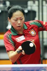 Ténis mesa: Fu Yu, medalha de bronze no Europeu