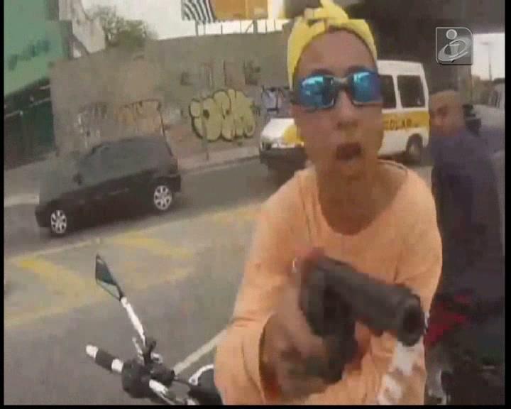Assalto no Brasil
