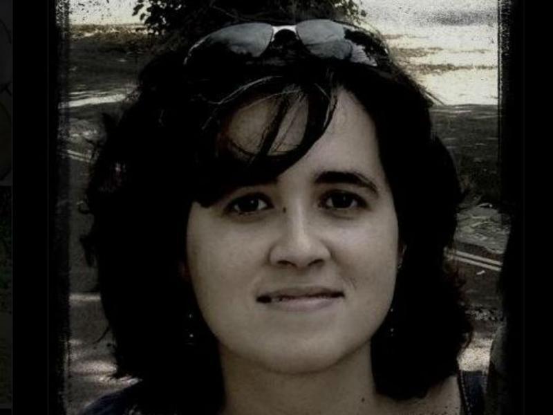 Gabriela Ruivo Trindade (Imagem retirada do Facebook da escritora)